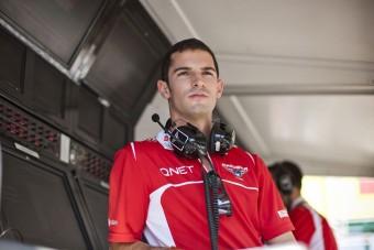 F1: Hivatalos Bianchi pótlása