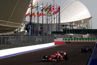 F1: Austinban is a jövő évre készül a Ferrari