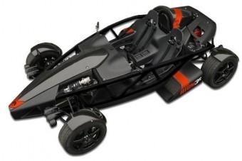 Ariel Atom 3S: nem csak a motorja új