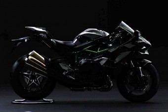 Jön a világ legerősebb utcai motorja