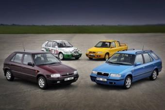 Húsz éve kezdődött a Škoda új időszámítása