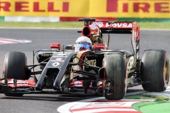 F1: Búcsúznak a Lotus agyarai