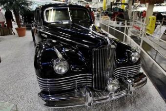 Autóritkaságok a Közlekedési Múzeumban