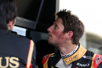 F1: Grosjean leléphet a Lotustól, de hova?