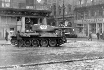 Lecserélik Budapest kedvenc tankját
