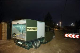 A nap képe - autó, amivel bombát szállítanak itthon