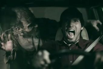 Kösd be az övet és öld meg a zombit!