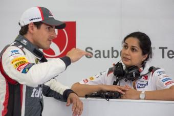 F1: Szerződésszegés miatt dobható Sutil