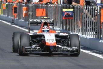 F1: A Marussia nem tud rajthoz állni