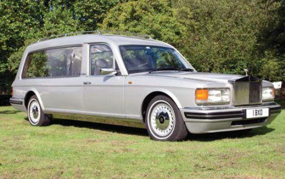 Rolls-Royce Silver Mist