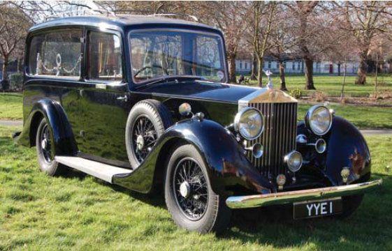 Rolls-Royce 25/30