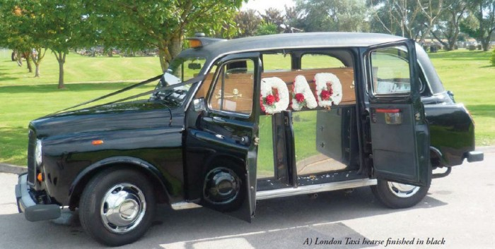 Londoni taxi