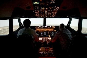 Ahol B-s jogsival is lehet repülőt vezetni