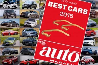 Szavazzon kedvenc autójára és nyerjen!