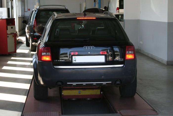 9. Audi A6, 1236 db. Ennél a típusnál nem érzünk dominánsnak egy generációt, az 1994-óta gyártott autó többféle nemzedéke repítette a használtautó-behozatali toplista kilencedik helyére