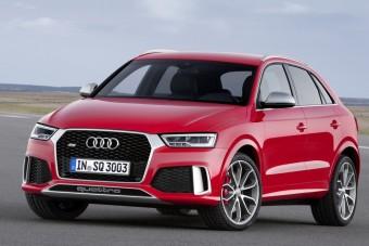 Krómpofa: megújult az Audi Q3