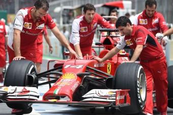 F1: Újabb fejek hullanak a Ferrarinál?