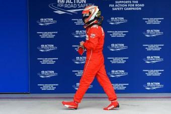 F1: Räikkönen ragyogó volt