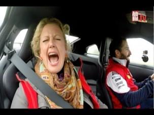 Ha F1-es pilóta mellé ülsz, tutira eltorzul az arcod