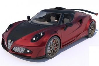 Ferrari-motoros Alfa Romeo?!