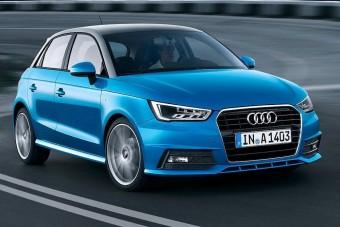 Háromhengeres motor a legkisebb Audiban