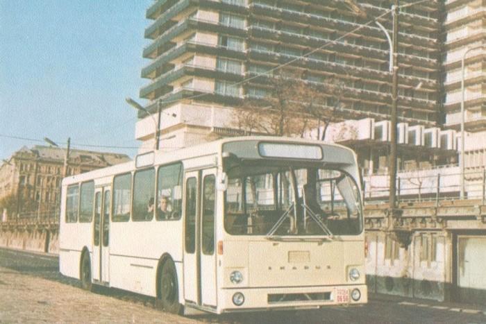Az első 190-es 1971-ben készült el, ezt követően Hamburgba került tesztpéldányként