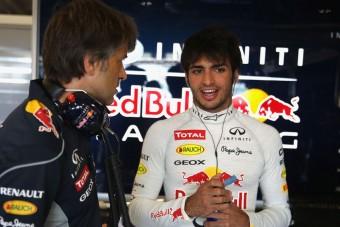 F1: Tesztet kap a Red Bull-ifjonc