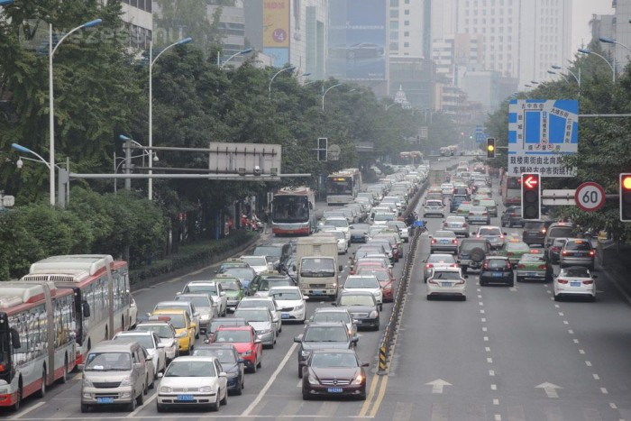2050-re 3 milliárd autó lehet a Földön