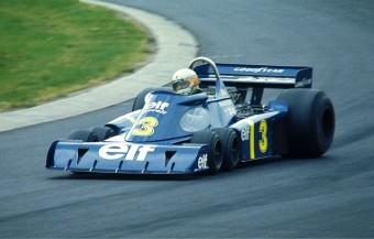 A legendás hatkerekű F1-es  apró titkai