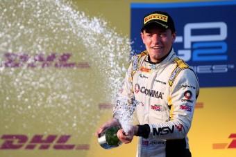 A Force Indiánál tesztel a GP2-bajnok