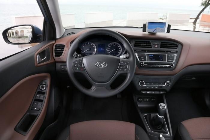 Átgondolt, helyenként kimondottan VW-es a berendezés