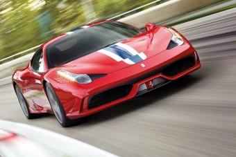 Pimaszul kapzsi a Ferrari!