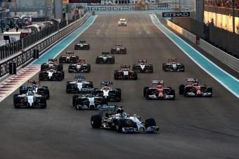 Jövőre ismét változnak a szabályok az F1-ben