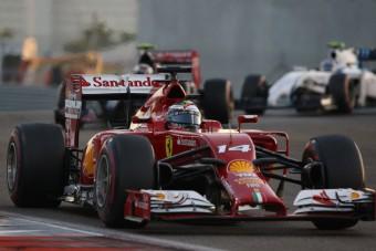 Mélyponton: a Ferrari a Caterham szintjén