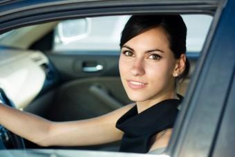 A nők jobban vigyáznak az autójukra