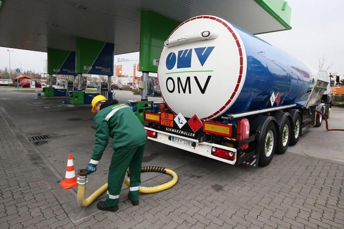 Az OMV külön, dedikált kocsival szállítja a prémium üzemanyagot, így az soha nem keveredik mással