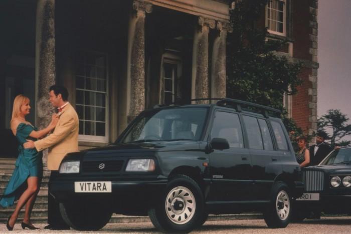 1991-ben debütált az ötajtós, amelyből V6-os is készült