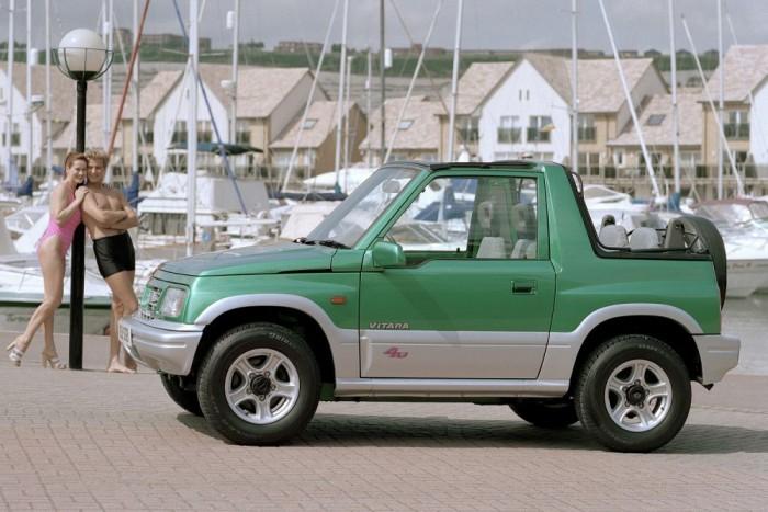 Népszerű volt a kabrió az 1998-ig gyártott első generációból