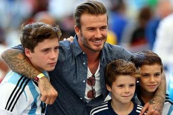 Súlyos balesetet szenvedett David Beckham
