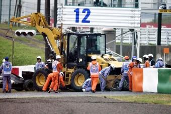 F1: A pilóták elégedettek a Bianchi-vizsgálattal