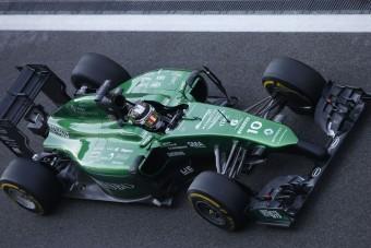 F1: Új autó nélkül is indulhat a Caterham