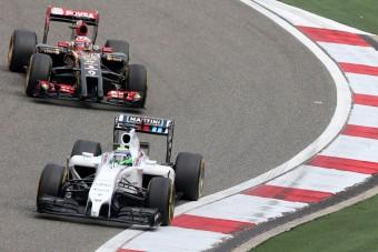 F1: A Williams útján a Lotus?
