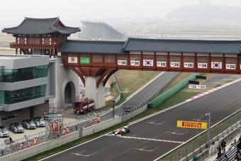 F1: Koreából, Katarból nem lesz semmi