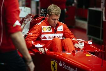 F1: Vettel tündérmesébe csöppent a Ferrarinál
