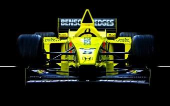 Eladó minden idők egyik legdögösebb F1-ese