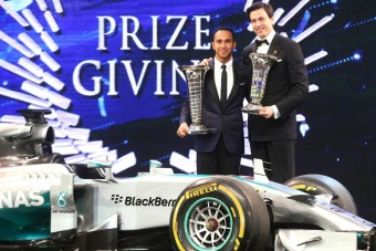 F1: Hamilton már hivatalosan is bajnok