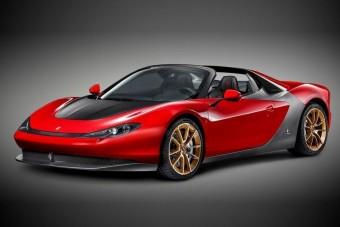 Újabb csodát épített a Ferrari