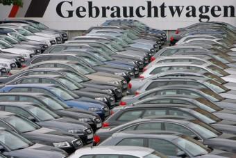 Letarolják a piacot a külföldi használt autók