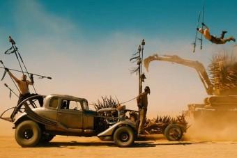 Ez a Mad Max előzetes egyszerűen gyilkos!