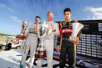 Révbe ért az öreg róka - David Coulthard a bajnokok bajnoka